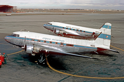 Airline Color Scheme - Introduced 1953 - Best Seller