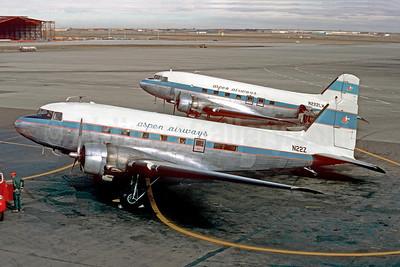 Airline Color Scheme - Introduced 1953 - Best Seller