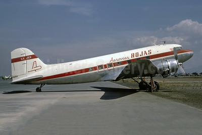 Aerovias Rojas Douglas C-53-DO XA-JER (msn 4889) (Bruce Drum Collection). Image: 952375.