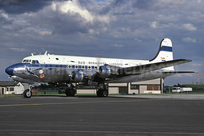 Suid-Afrikaanse Lugdiens (South African Airways) (Historic Flight) Douglas DC-4-1009 ZS-BMH (msn 43157) FFD (Richard Vandervord). Image: 913577.
