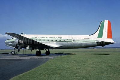 Aer Turas Ireland Douglas C-54B-1-DC (DC-4) EI-AOR (msn 10441) (Jacques Guillem Collection). Image: 949532.