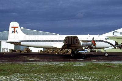 Canadair North Star (converted Douglas DC-4)