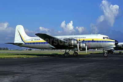 Aerolineas Medellin Colombia Douglas C-54D-DC (DC-4) HK1808 (msn 10669) BOG (Christian Volpati Collection). Image: 950642.