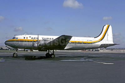 Aer Turas Douglas C-54E-5-DO (DC-4) EI-ARS (msn 27289) LBG (Christian Volpati). Image: 950120.