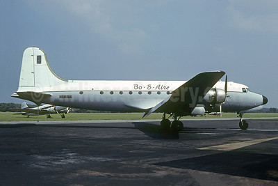 Bo-S-Aire Airlines Douglas C-54G-DO (DC-4) N14BA (msn 35960) AND (Christian Volpati Collection). Image: 946328.