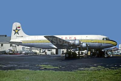 LEBCA (Lineas Expresa Bolivar C.A.) Douglas C-54B-20-DO (DC-4) YV-C-LBM (msn 27243) MIA (Jacques Guillem Collection). Image: 939342.