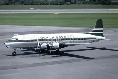 Beach Boys and Igor (The) Douglas DC-7B N774R (msn 44868) (Christian Volpati Collection). Image: 947785.