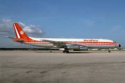 Airline Color Scheme - Introduced 1978 - Best Seller