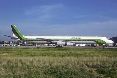 Aer Turas McDonnell Douglas DC-8-63 (F) EI-CGO (msn 45924) CDG (Christian Volpati). Image: 931726.