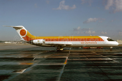 Original Air Jamaica 1969 livery - Best Seller