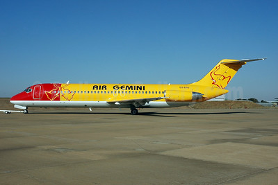 Air Gemini McDonnell Douglas DC-9-32 D2-ERJ (msn 47765) JNB (Bruce Drum Collection). Image: 944082.