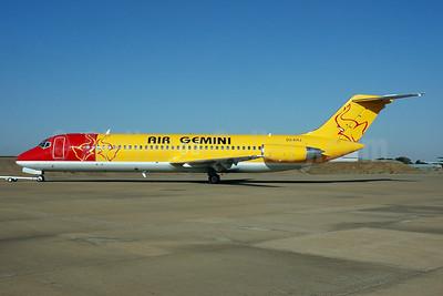 Air Gemini McDonnell Douglas DC-9-32 D2-ERJ (msn 47765) JNB (Bruce Drum Collection). Image: 944082.