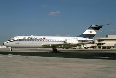Aeropostal (Venezuela) Douglas DC-9-15 YV-03C (msn 47000) MIA (Bruce Drum). Image: 103552.