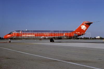 Aeromexico McDonnell Douglas DC-9-32 XA-JEC (msn 47394) MIA (Bruce Drum). Image: 102079.