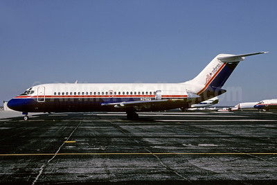 All Star Airlines Douglas DC-9-14 N25AS (msn 45725) MCO (Keith Armes). Image: 913500.