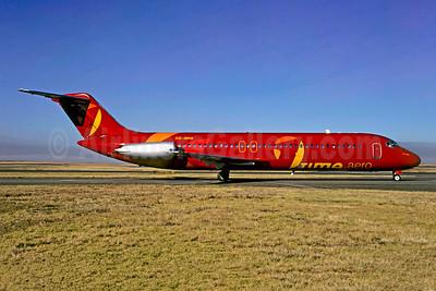 1time Aero McDonnell Douglas DC-9-32 ZS-NRB (msn 47468) JNB (Christian Volpati). Image: 954521.