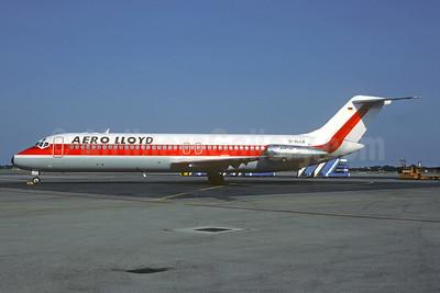 Airline Color Scheme - Introduced 1981