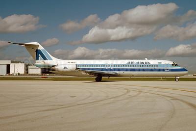 Air Aruba McDonnell Douglas DC-9-31 P4-MDD (msn 47271) MIA (Bruce Drum). Image: 103396.