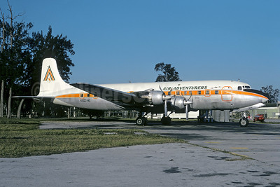 Air Adventurers (Travel Club) Douglas DC-6B N5024K (msn 44424) (Jacques Guillem Collection). Image: 951375.