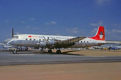 Air Swaziland Douglas DC-6B 3D-ASA (msn 43529) HLA (Andy G. Heape - Christian Volpati Collection). Image: 951449.