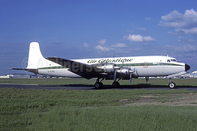 Air Atlantique (UK) Douglas DC-6B G-SIXC (msn 45550) LBG (Jacques Guillem). Image: 949304.