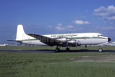 Air Atlantique (UK) Douglas DC-6B G-SIXC (msn 45550) LBG (Jacques Guillem). Image: 949304.