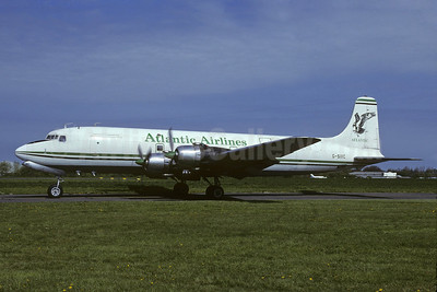 Atlantic Airlines (UK) Douglas DC-6A/B G-SIXC (msn 45550) (Richard Vandervord). Image: 911922.