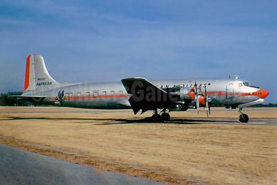 "Airline Color Scheme - Introduced 1947, ""Flagship San Antonio"""