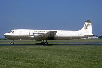 Air Atlantique (UK) Douglas DC-6B G-SIXC (msn 45550) (Christian Volpati Collection). Image: 949303.