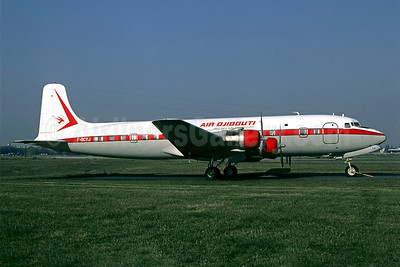 Air Djibouti-Red Sea Airline (2nd) Douglas DC-6B F-OCYJ (msn 43740) ORY (Christian Volpati). Image: 902307.