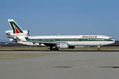 Alitalia Team - Delivered July 17, 1992