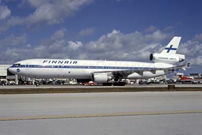 Delivered on December 7, 1990, in service HEL - TFS on December 21, 1990