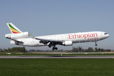 Ethiopian Airlines retires its two MD-11F freighters