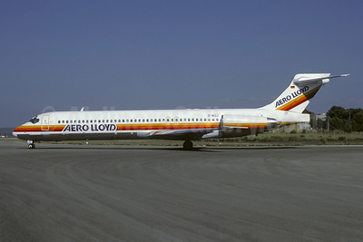 Aero Lloyd McDonnell Douglas DC-9-87 (MD-87) D-ALLJ (msn 49768) PMI (Christian Volpati). Image: 954113.