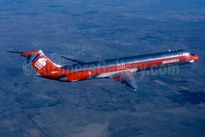 Delivered February 22, 1981, XA-AMJ not taken up