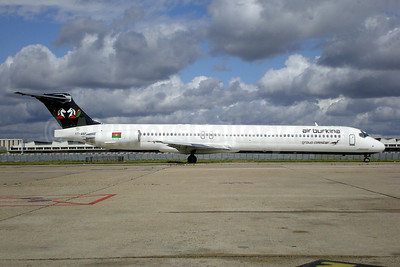 Air Burkina McDonnell Douglas DC-9-83 (MD-83) XT-ABF (msn 53464) ORY (Pepscl). Image: 945119.