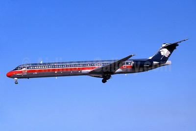AeroMexico McDonnell Douglas MD-88 N161PL (msn 49764) MIA (Jay Selman). Image: 402110.