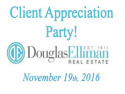 Douglas Elliman Real Estate Event