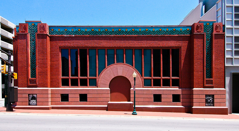 Maddox-Muse Center<br /> Housing the Van Cliburn Recital Hall<br /> Fort Worth, Texas.