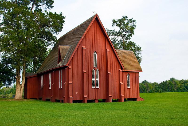 St. Andrew's Church,<br /> Prairieville, Al.