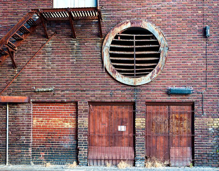 Alley Doors<br /> Lyric Theatre<br /> Birmingham, AL