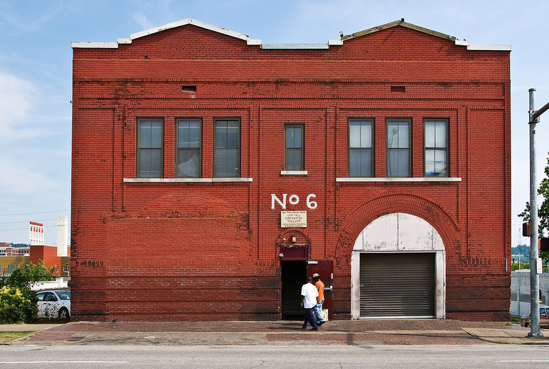 Old Firehouse Shelter,<br /> Birmingham, AL