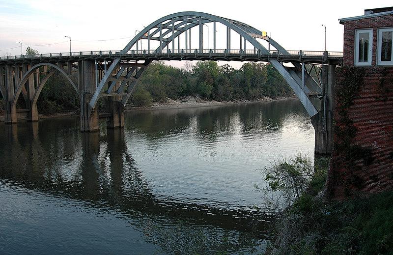Edmund Pettus Bridge<br /> Selma, Alabama