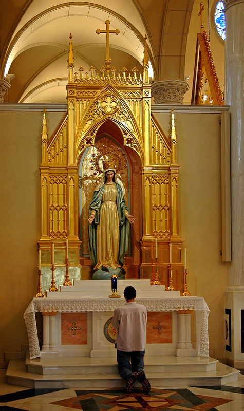 Our Lady of the Angels Monastery<br /> Hanceville, Alabama