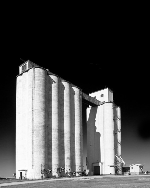 Kansas Grain Elevator