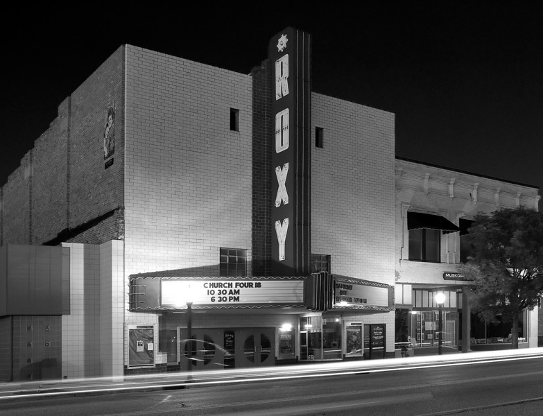 Roxy Theatre, <br /> Muskogee, Oklahoma