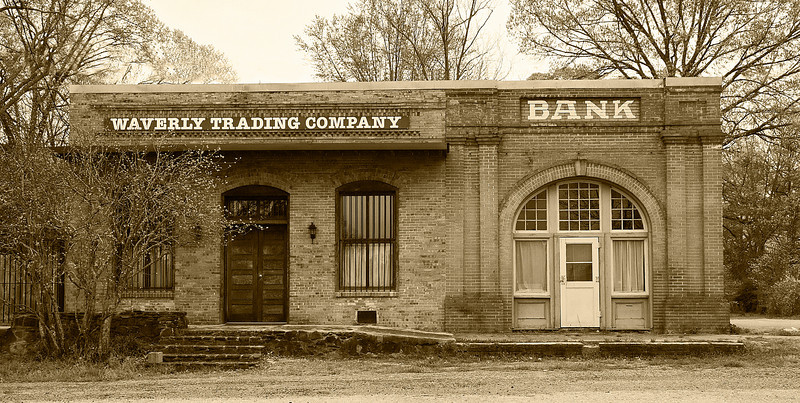 Waverly Trading Company<br /> First Place, SVCC, B&W, May 2008