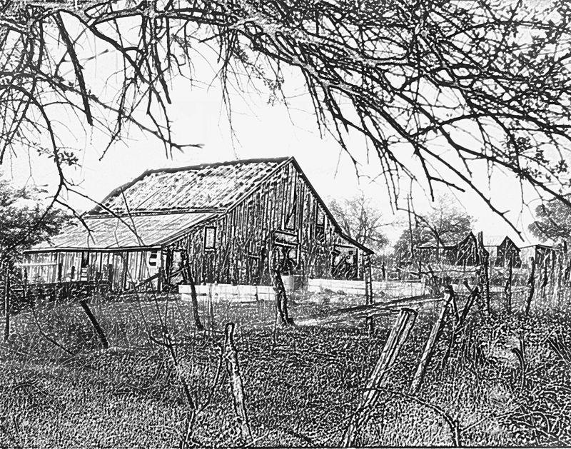 Old Barn<br /> White Rock Lake<br /> Dallas, Texas