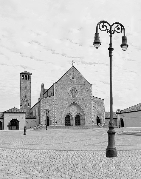 Our Lady of the Angels Monastery <br /> Hanceville, Alabama