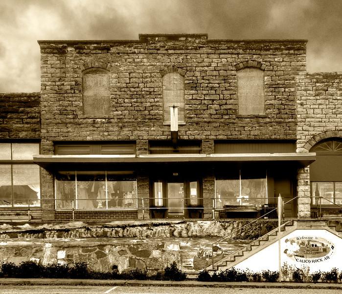 Shoes & Dry Goods<br /> Calico Rock, Arkansas